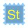 Stampie - 笑顔で即座にポストカード